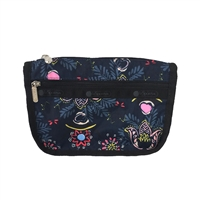 LeSportsac Travel Cosmetic Case Evening Blues