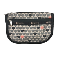 LeSportsac Travel Cosmetic Case Stop For Love