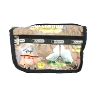 LeSportsac Travel Cosmetic Case City Life