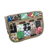 LeSportsac Travel Cosmetic Case LePatch