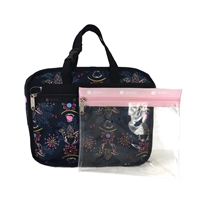 LeSportsac Deluxe Travel Mate Train Case Cosmetic