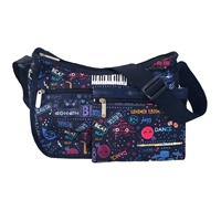 LeSportsac Classic Hobo Bag Little Orchestra