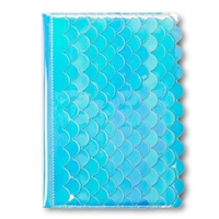 Mermaids Scales Hardcover Journal Notebook
