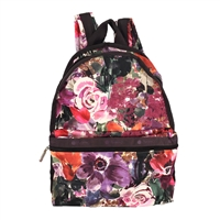 LeSportsac Floral Print Basic Backpack