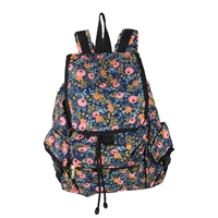 LeSportsac x Rifle Paper Classic Voyager Backpack