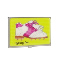 Sydney Love Sport Golf Shoe Business Card Holder