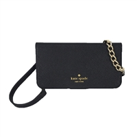 Kate Spade Saffiano Leather iPhone X Folio Crossbody