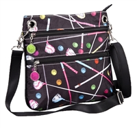 Sydney Love Sport 'Driving Me Crazy' Crossbody Bag