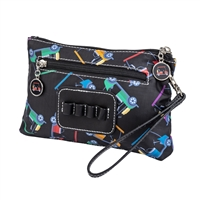Sydney Love Golf Cart Path Wristlet w Tee Holder