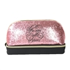 2 in 1 Travel Cosmetic Case w Jewelry Tray