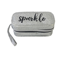 Sparkle Travel Jewelry Case