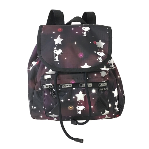 LeSportsac x Peanuts Small Edie Backpack