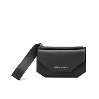 Melie Bianco Lottie Vegan Leather Wristlet Crossbody