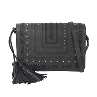 Steven By Steve Madden Alina Whip-Stitch Crossbody
