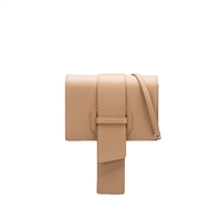 Melie Bianco Josephine Vegan Leather Ribbon Small Crossbody
