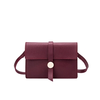 Melie Bianco Nicky Vegan Leather Mini Crossbody