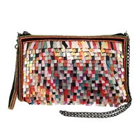 Mary Frances VIP Pass Sequin 3 Way Convertible Clutch