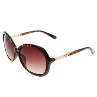 60MM Oversized Butterfly Sunglasses
