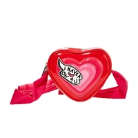 Betsey Johnson Limited Edition Heart On You Way Crossbody