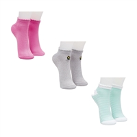 Betesy Johnson Cupcake Super Soft Ankle Socks