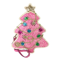 Betsey Johnson Christmas Tree Cookie (Lights Up) Crossbody,
