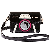 Betsey Johnson Camera Crossbody
