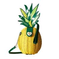 Betsey Johnson Pineapple Crossbody