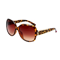 Betsey Johnson Vogue Oversized Sunglasses BJ863117