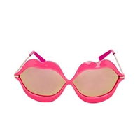 Betsey Johnson Hot Lips Kiss Statement Sunglasses BJ885107