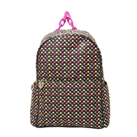 Betsey Johnson Heart on My Sleeve Large Backpack