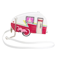 Betsey Johnson RV There Yet Camper Crossbody