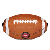 Betsey Johnson Game Day Football Fanny Bag Waist Pack