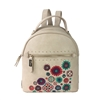 Steve Madden B-Jules Embroidered Vegan Leather Backpack