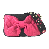 Betsey Johnson Big Bow Shoulder Bag