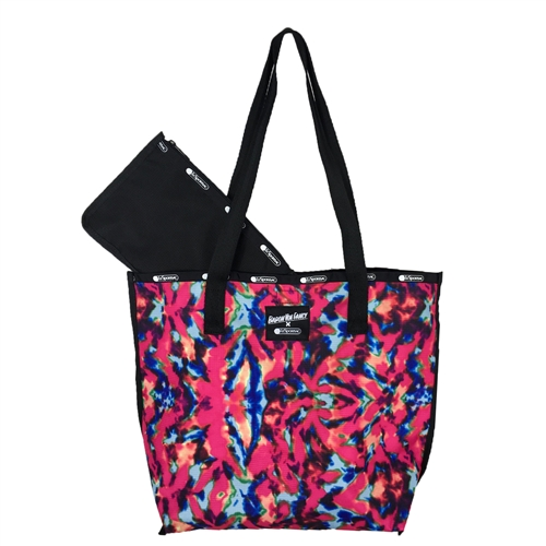 LeSportsac x Baron Von Fancy Eco Friendly Reversible Tote