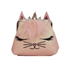 OMG! Accessories Miss Bella Kitty Cat Glitter Coin Purse