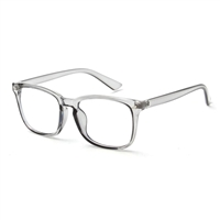 Classic Blue Light Filter Horned Rimmed Glasses 56mm