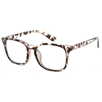 Classic Blue Light Filter Horned Rimmed Glasses