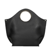 Melie Bianco Heather Vegan Leather Ring Handle Convertible Tote