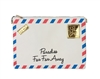 Culture Riot 'Paradise Far Away' Postage Clutch
