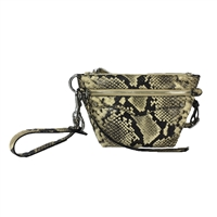 Rebecca Minkoff Hayden Snake Embossed Leather Belt Bag