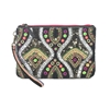 Steven Danika Beaded 3 Way Clutch
