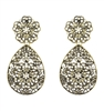 Amrita Singh Islay Openwork Filigree Drop Earrings
