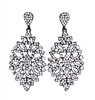 Amrita Singh Rhonda Winter Chandelier Earrings