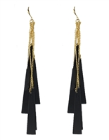 Amrita Singh Sylvana Chain Tassel Earrings