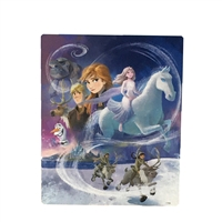 Disney Frozen 2 Elsa Ice Nokk & Friends 500 Piece Jigsaw Puzzle
