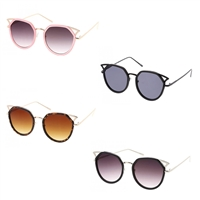Rex Bold Cat Eye Sunglasses