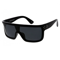 Fashion Culture Rad Active Sport Shield Sunglasses