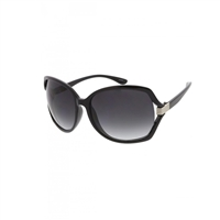 Fashion Culture Jean Oversized Square Sunglasses