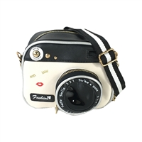 Fashion Cultutre 3 2 1 Seflie Smile Camera Crossbody
